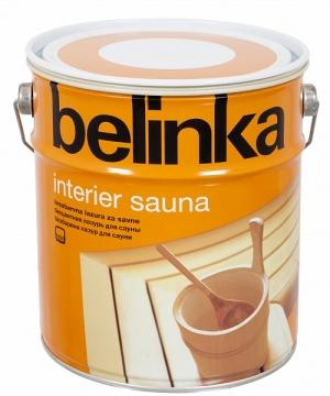Белинка INTERIER SAUNA полуглянцевая 2,5 л