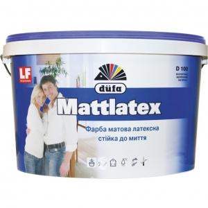 MATTLATEX RD-100 водно-дисперсионная краска для стен и потолков 10 л