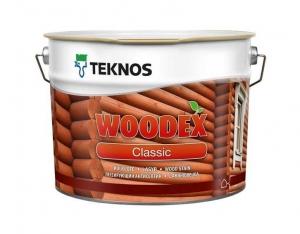 Лессирующий антисептик TEKNOS WOODEX CLASSIC Бесцветный 2,7 л
