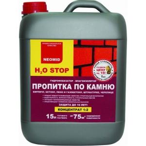Гидрофобизатор - Влагоизолятор NEOMID H2O STOP 5 л