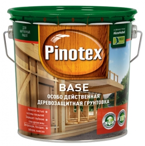 Грунтовка Пинотекс Base 2,7 л