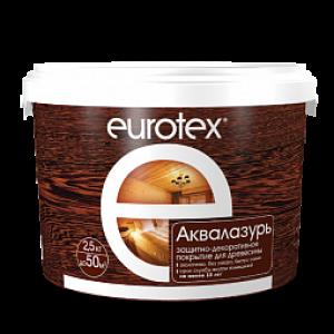 Защитно-декоративный лак EUROTEX 9 л