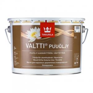 Масло Тиккурила Valtti PUUÖLJY 9л