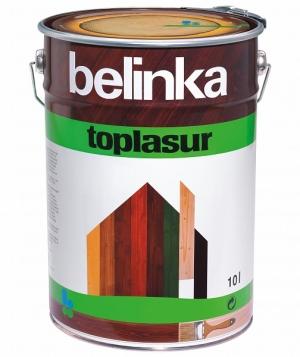 Белинка ТопЛазурь для защиты древесины 10 л