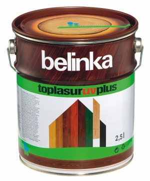 Белинка TOPLASUR UV PLUS Бесцветная 10 л