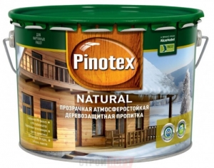 Пинотекс Натурал PINOTEX NATURAL 9 л
