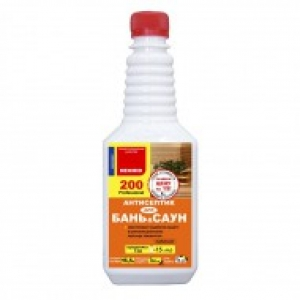 Антисептик для бань и саун NEOMID 200 0,5 л