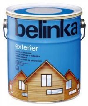 Белинка Экстерьер краска лазурь для защиты древесины 10л