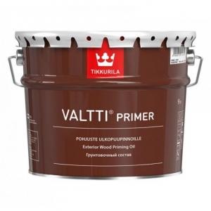 Грунтовочный состав TIKKURILA Valtti Primer Бесцветный, 9 л