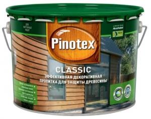 "Антисептик для древесины ""Пинотекс Классик"" 9 л"