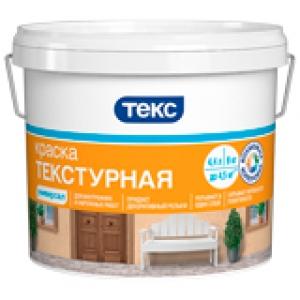 Краска в/д текстурная УНИВЕРСАЛ 16кг