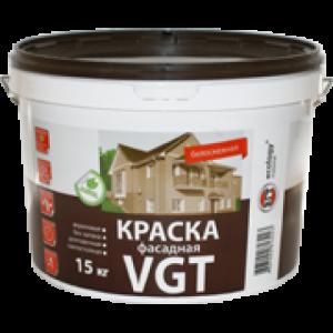 Краска ВД-АК-1180 фасадная белоснежная 45кг