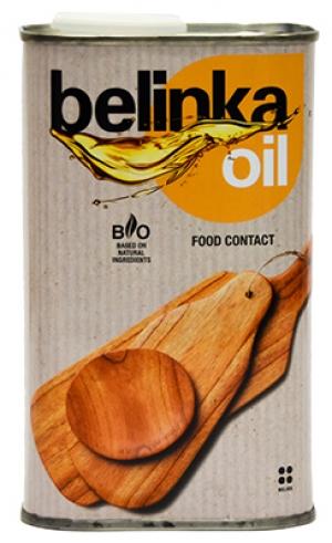 Belinka FOOD CONTACT масло для древесины, соприкасающейся с продуктами питания 0,5 л