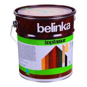 Белинка ТопЛазурь для защиты древесины 2,5 л