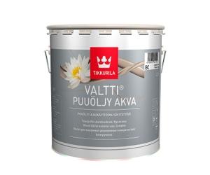 Тиккурила Валтти Аква масло для дерева 0,9л