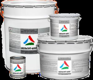 Цельсит-600 — кремнийорганическая термостойкая эмаль для металла 10 кг