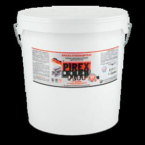 Краска огнезащитная ПИРЕКС-METAL PLUS 25 кг