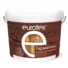 Герметик шовный для дерева EUROTEX 3 кг
