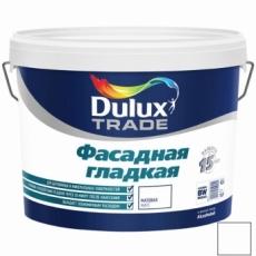 Краска Dulux фасадная гладкая 10 л