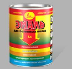 Эмаль для бетонных полов износостойкая Новбытхим 20 л
