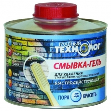 "Смывка-гель ""Главный технолог"" 0,6 кг"