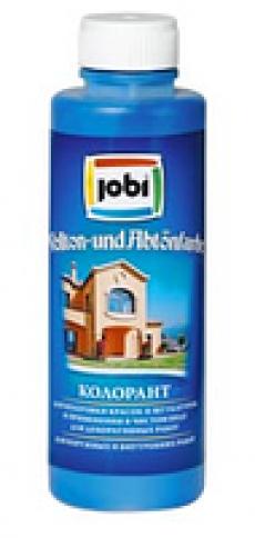 Колорант для колеровки красок JOBI VOLLTON-UND ABTONFARBE, 0,5 л