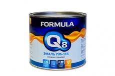 Эмаль ПФ-115 Formula Q8, Престиж 1,9 кг