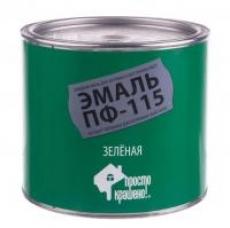 Эмаль ПФ-115 алкидная Мицар, 1,9 кг
