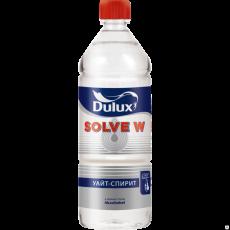 Dulux Solve W-синтетический разбавитель для лаков и красок, 1 л