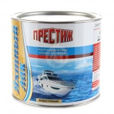 Лак яхтный ПРЕСТИЖ глянцевый 1,9 кг