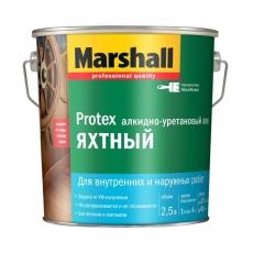 Яхтный лак Маршал Marshall 2,5 л