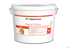 Finncolor Rapan Aqua (Рапан Аква) деревозащитный лак 9 л