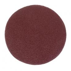 """Круг абразивный на ворсовой подложке под """"липучку"""", 125 мм, 10 шт, MATRIX"""