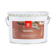 Tikkurila NOVASIL MRA силикономодифицированная фасадная краска 9 л