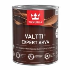 Декоративно-защитная лазурь TIKKURILA Valtti Expert Akva 1 л
