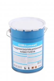Мастика гидроизоляционная Bitumast 5 л