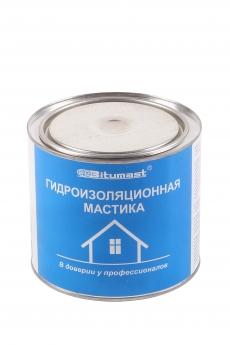 Мастика гидроизоляционная Bitumast 1,8 л