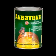 АКВАТЕКС пропитка для дерева 0,8 л