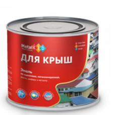 Эмаль для крыш МetalKID по оцинковке, металлочерепице 2 кг