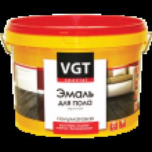 Эмаль ВД-АК-1179 для пола ВГТ 2,5 л