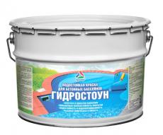 Гидростоун краска для бетонных бассейнов 10 кг