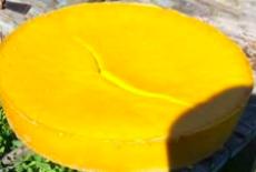 Воск пчелиный натуральный, 200 г