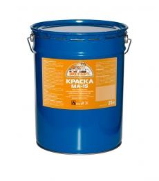 Краска масляная ЭКСПЕРТ МА-15 Сурик железный 25 кг