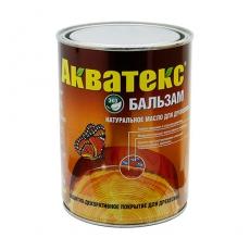 Акватекс-БАЛЬЗАМ натуральное масло для древесины 0,75 л