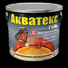 Купить пропитки и гели «Акватекс»