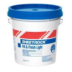 Шпаклевка SHEETROCK Fill Finish Light 12кг