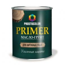Масло-Грунт PRIMER PROSTOCOLOR, 5 л