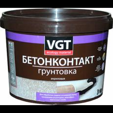 Грунтовка ВД-АК-0301 БЕТОНКОНТАКТ 16кг