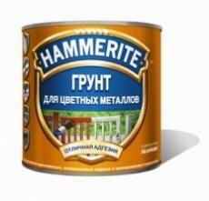 Грунт для цветных металлов Hammerite Special Metals Primer Красный 0,5 л