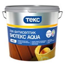 Лак-антисептик Биотекс Aqua Профи 2,7л
